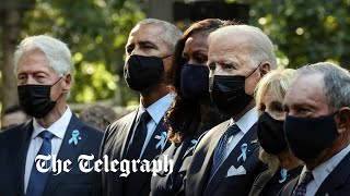 video: 9/11 anniversary: Divided America leaves George Bush 'worried for our nation's future'