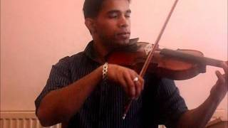 Chithram theme music Violin