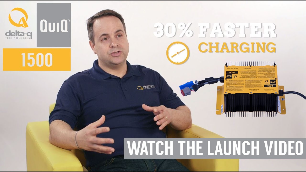 Introducing The Quiq 1500 Industrial Battery Charger Youtube 72 Wiring Diagram