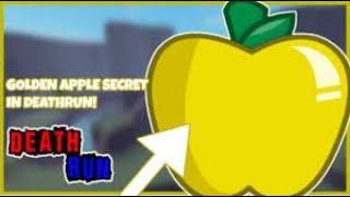 How To Get The Golden Apple In Roblox Deathrun 2020 Preuzmi