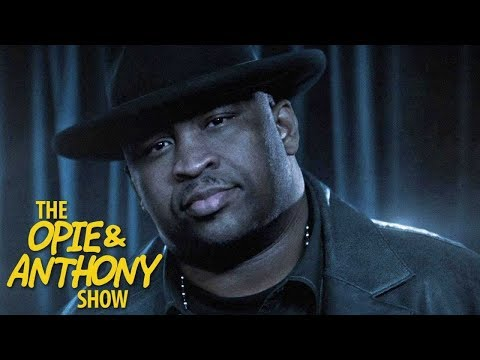 Patrice O'Neal on O&A - Elephant In The Room