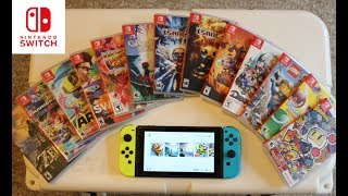 I hope you guys enjoy these top 5 games for the nintendo switch. tell me your favorites in comments! and let know if want to see more videos like ...