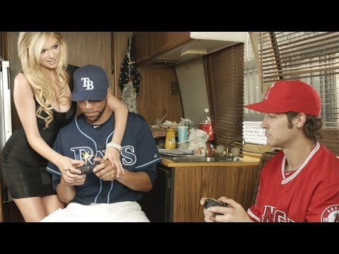 Thumbnail: MLB 2K12 Official Kate Upton Finger Mechanics Trailer