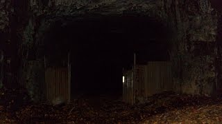 THE FAIRVIEW/EDGEWATER ABANDONED TRAIN TUNNEL (Axis Video)