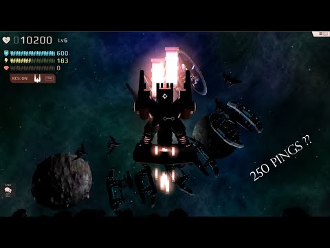 STARBLAST.IO 21, Finalizer's U-Series Mode (U-Demon Ship) By Thiện Vn