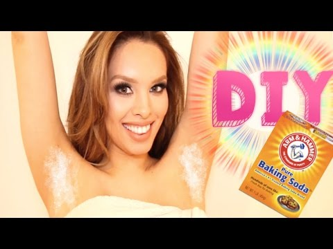 DIY Armpit MASK! How to Lighten Dark Underarms At Home | AlexandrasGirlyTalk thumbnail
