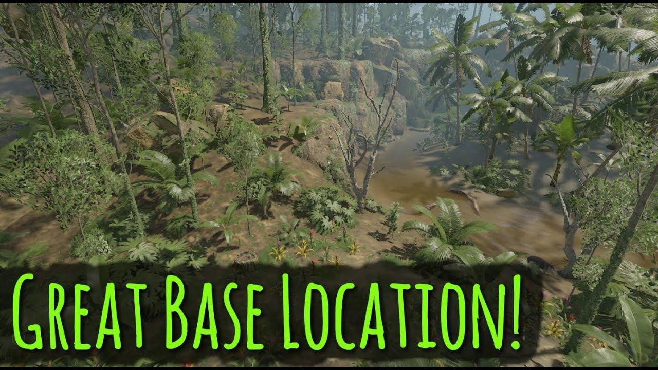 Great Base Location! #4 | Green Hell