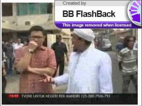 Wawancara Habib Rizieq di acara Tokoh TvOne