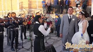 😍 HERMOSO CARIñO, Con Mariachi 👸   MaryCruz La Reyna de Zamora