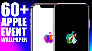 Gambar cover [NEW] 60 + APPLE EVENT OFFICIAL WALLPAPERS FOR YOUR IOS 12 DEVICE / NEW APPLE WALLPAPERS