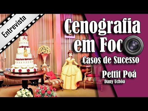 Cenografia Em Foco | Casos De Sucesso | Pettit Poá | Andreia Faleiros
