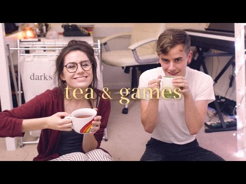 tea & games with dodie clark