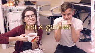 tea & games with dodie clark