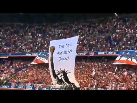 2014 USA vs. Belgium Official Hype Video FIFA World Cup - Team USA