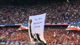 2014 USA vs. Belgium Official Hype Video FIFA World Cup - Team USA(2014 USA vs. Belgium Official Hype Video FIFA World Cup - Team USA., 2014-06-30T21:47:51.000Z)