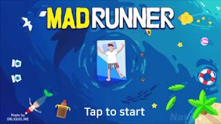 MAD RUNNER: Parkour, Funny, Hard! - Android Gameplayᴴᴰ