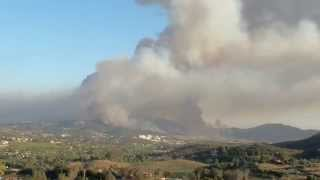 San Marcos California Fire Part 2
