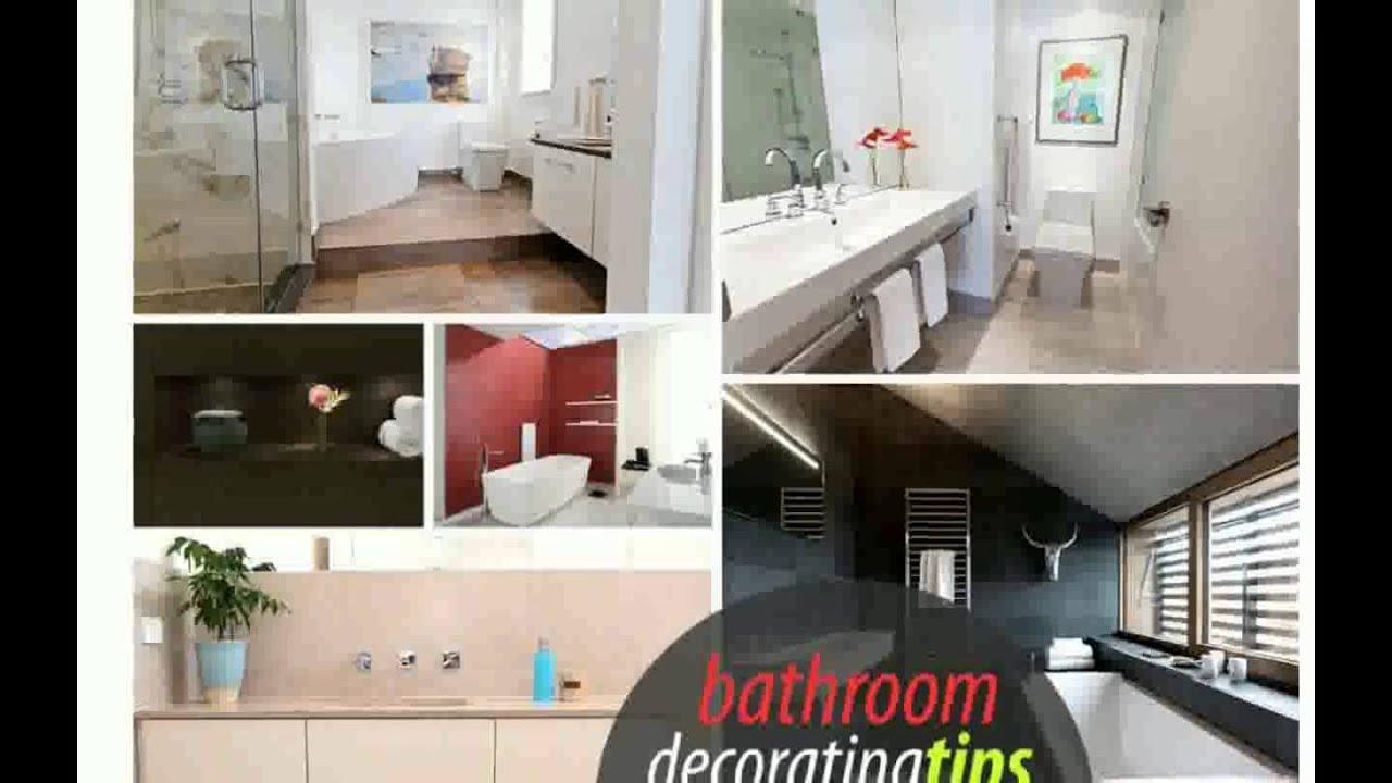 Badezimmer Deko Tipps - YouTube