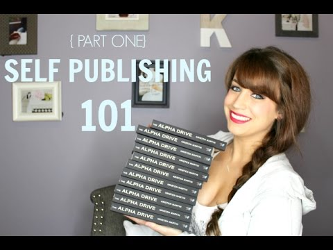 Self Publishing 101 Part 1 + The Order of Omega COVER REVEAL