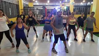 JUST THE WAY YOU ARE - BACHATA VERSION || ZUMBA WITH ANDY || NO COPYRIGHT INTENDED