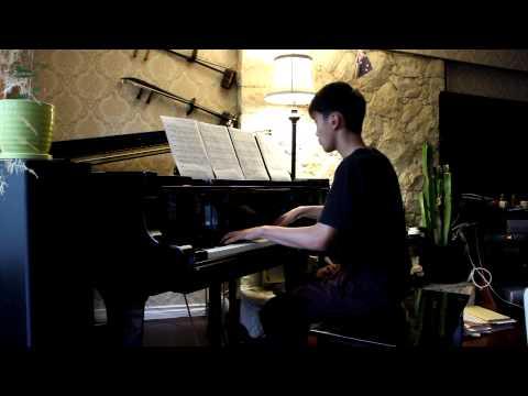 Guang Liang - Tong Hua (Fairy Tale) - Piano cover by Jack Chen