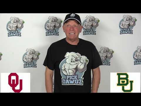 Baylor vs Oklahoma 11/16/19 Free CFB Pick and Prediction Week 12 College Football Tips