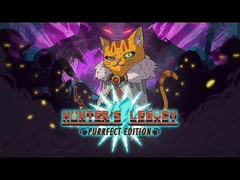 Hunter's Legacy: Purrfect Edition - Trailer de anuncio