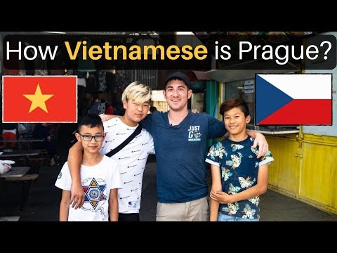 How VIETNAMESE Is PRAGUE?
