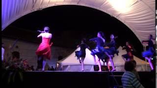 FESTIVAL NACIONAL DE LA RUANA Y PAÑOLON,BALET DE DUITAMA BOYACÁ 2015