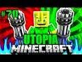ICH werde ZUM ROBOSOLDAT Minecraft Utopia 070 Deutsch HD
