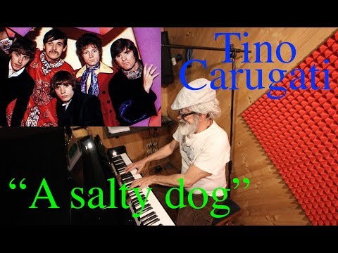 "Lezione di Piano n.215: Procol Harum ""A salty dog"", tutorial"