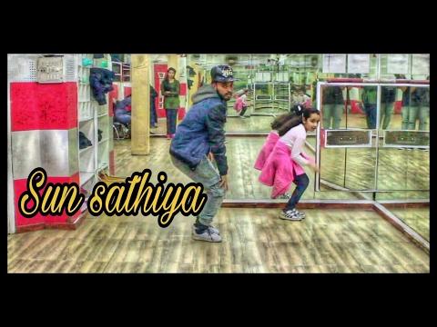 Sun Sathiya Full Song   ABCD 2   Dance   Addy Choreography
