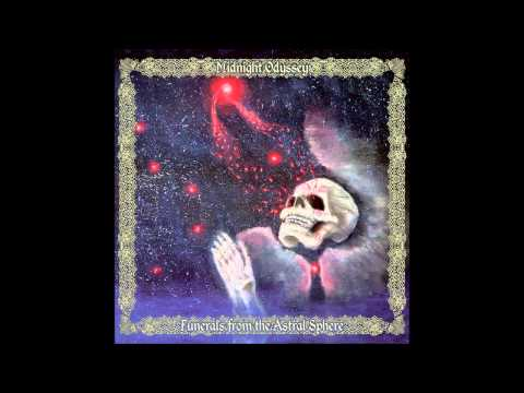 Midnight Odyssey - Funerals from the Astral Sphere (Full Album)