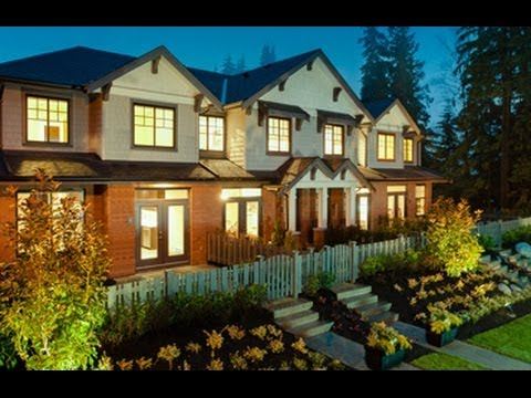 sold out polygon 39 s bridlewood craftsman style executive townhomes in coquitlam youtube. Black Bedroom Furniture Sets. Home Design Ideas