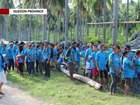 1,000 ektaryang bahagi ng Hacienda Reyes sa Quezon, ipinamahagi sa land reform beneficiaries
