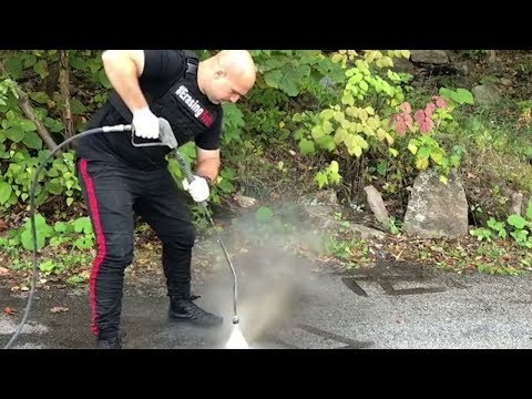 How one man found meaning removing swastikas from the streets of Montreal