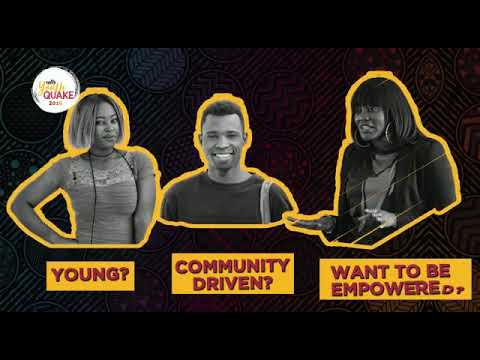 Namibia Media Trust's #YouthQuakeNam an initiative for young people by young people