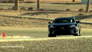 Road Test: 2012 Lexus LFA