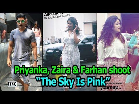 Priyanka, Zaira & Farhan KICKSTARTS the...