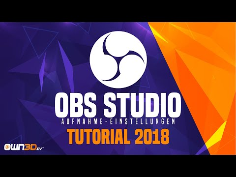 Das einzige OBS Tutorial was du 2019 für Twitch / Youtube