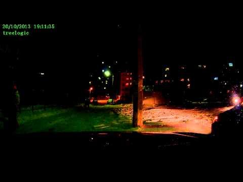 UFO invasion apatity russia 2013