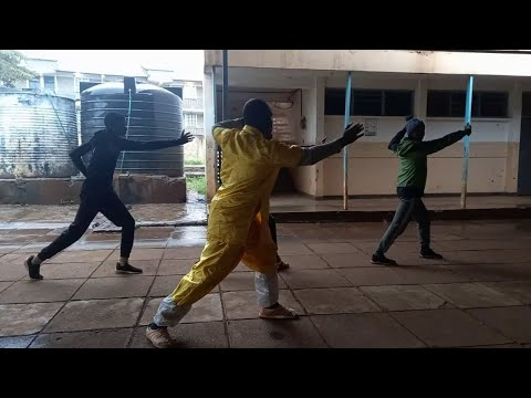 Meet The Shaolin Masters Of (Kenya) Africa