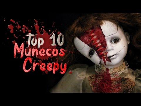Top 10 Muñecos Raros Con Los Que No Querrás Jugar