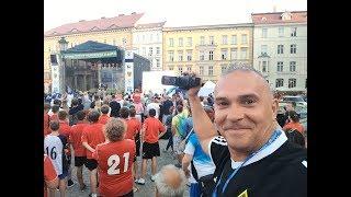CZ12-Międzynarodowy Turniej Wrocław Trophy-Open Ceremony-Karnawał -Tańce-Zabawa