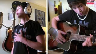 What Hurts the Most - Rascal Flatts cover - Austin Mahone