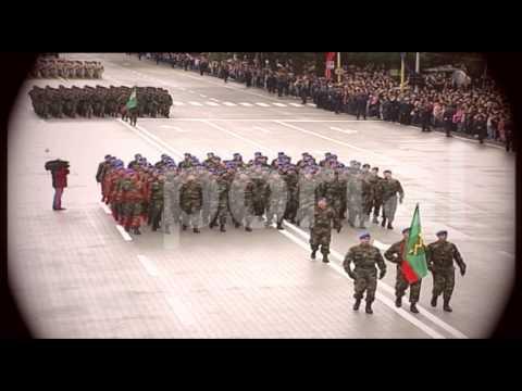 ALBANIA ARMY PARADE 2007