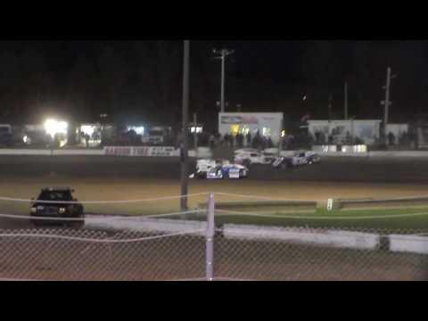Jamestown Speedway Wissota MW Modified A-Main (5/21/16)