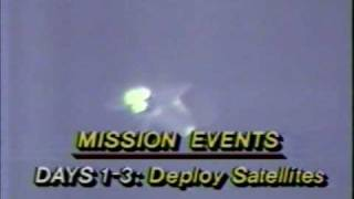 ABC News Coverage of the STS-41-D Launch