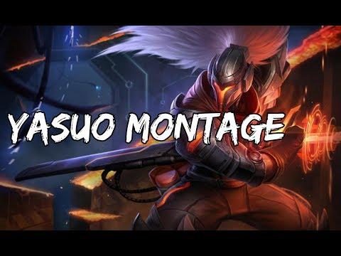 Yasuo Montage By LancerHero