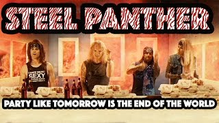 Steel Panther Rocks Out at Playboy for it